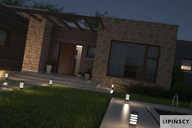 Zobacz powiększenie wizualizacji detalu - projekt Villach