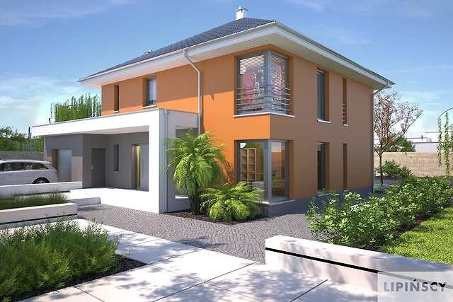 Zobacz powiększenie wizualizacji frontowej - projekt Carrara II