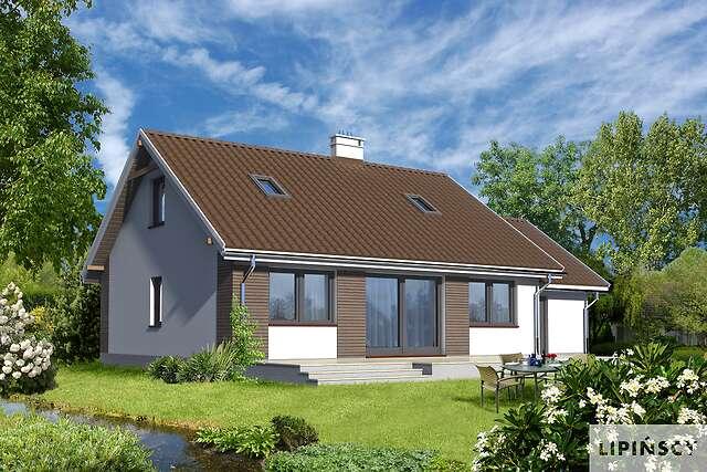Zobacz powiększenie wizualizacji ogrodowej - projekt Dortmund III